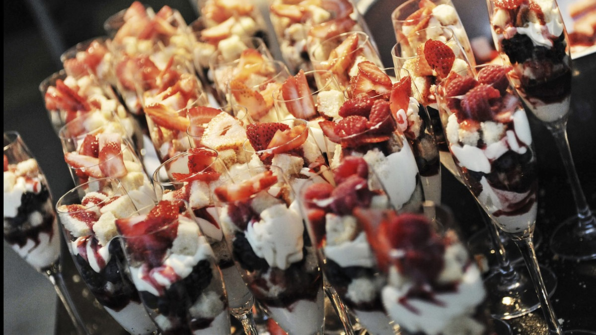 Angus Barn - Dessert