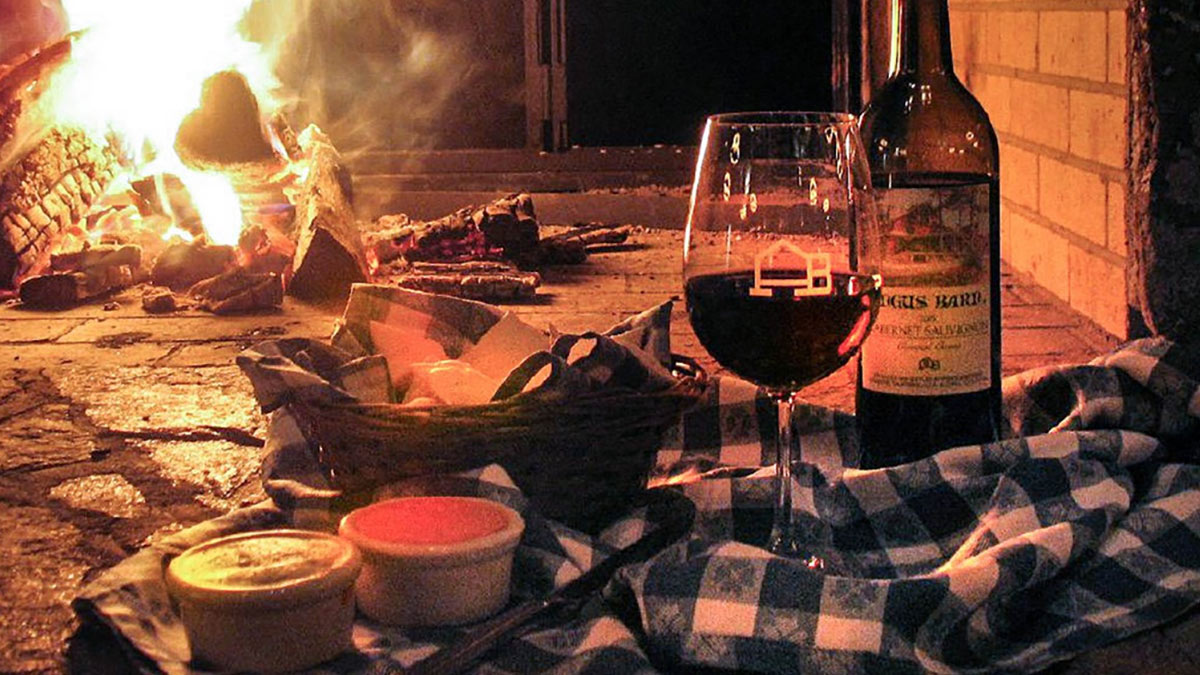 Angus Barn - Fireside Dinner
