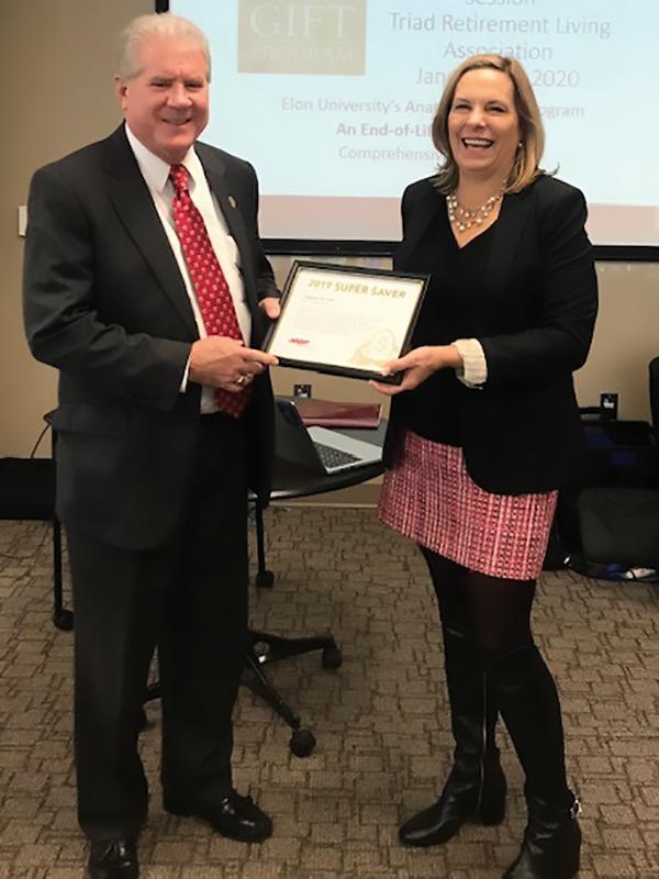 AARP - Super Saver Award
