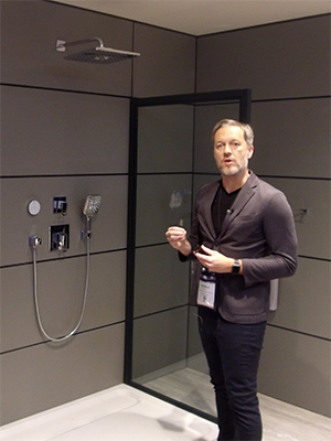 Grohe KBIS Booth Tour