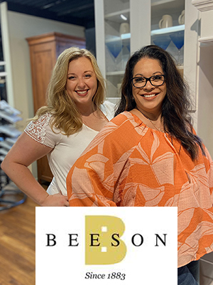 Beeson Decorative - Jess & Hannah - Feature