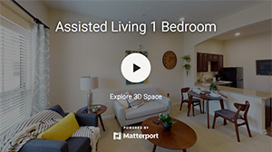 Harmony at Greenboro - Matterport Tour - Assisted Living
