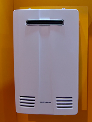 Navien - NPN Non-Condensing Tankless Water Heater