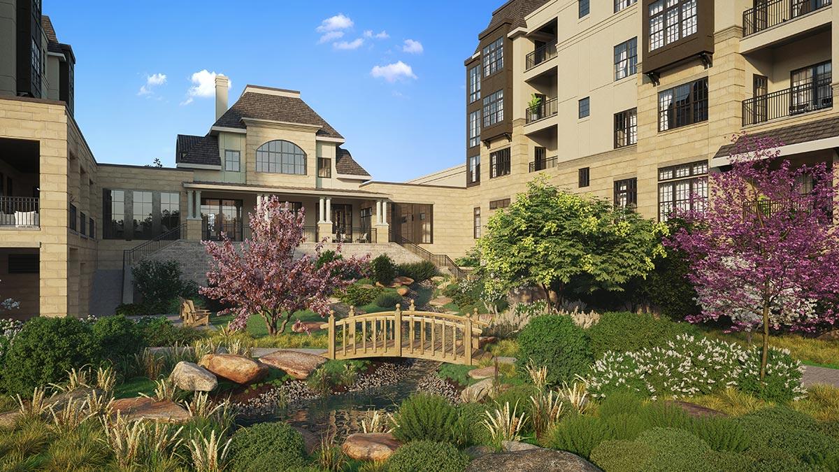 Searstone - Life Plan Community - The Overlook