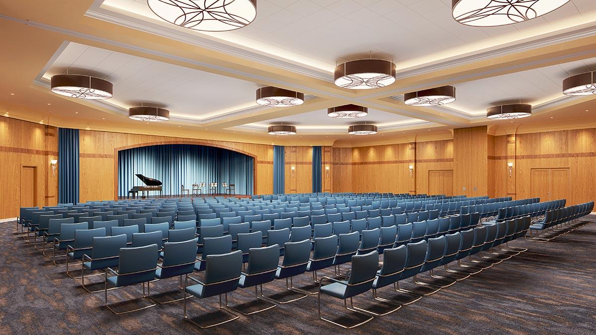 Searstone - Life Plan Community - Performance Hall