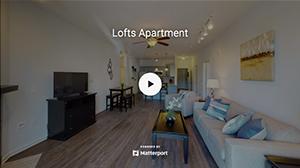 The Lofts at New Garden - Matterport Tour - 2 Bedroom Apartment