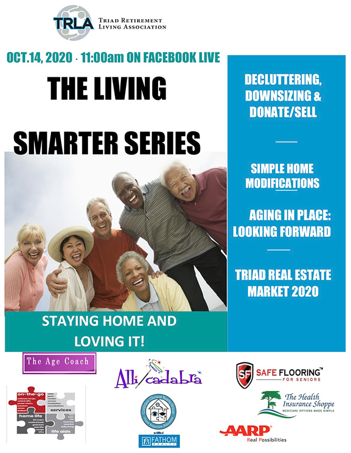 Living Smarter Series - Flyer