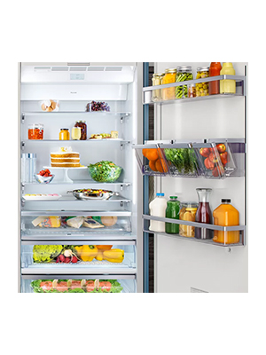 Thermador - 36-inch Refrigerator - Feature