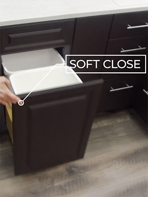 Blum - Soft Close Drawer - Feature