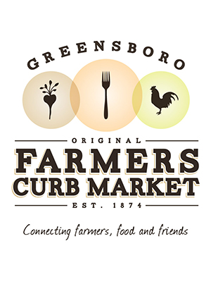 Greensboro Farmers Curb Market - Logo