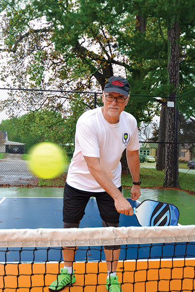Pickleball - 1 Player
