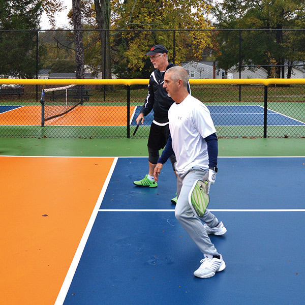 Pickleball - 2 Players
