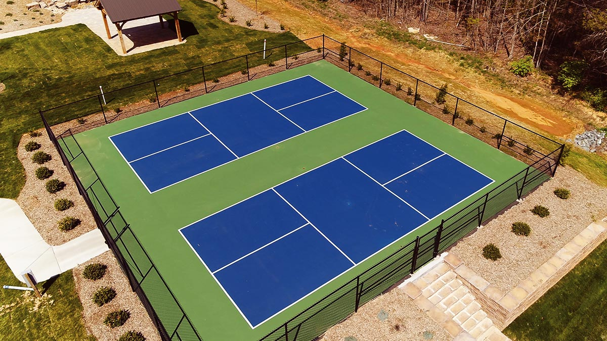 Pickleball - Court