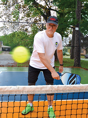 Pickleball - Feature