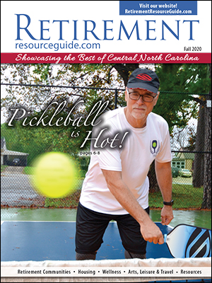 Retirement Resource Guide - Cover Image
