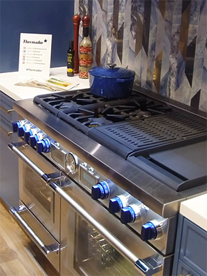 Thermador - Professional Series Oven - Feature