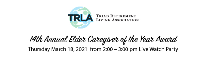 TRLA Elder Caregiver of the Year Award 2021