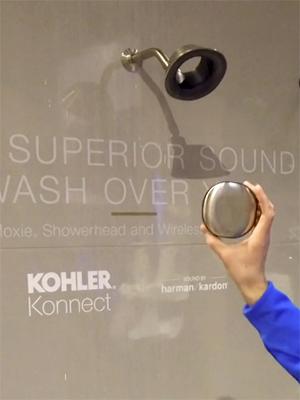 Kohler - Moxie Sound Shower - Feature