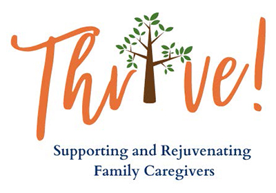 Well Spring Solutions - Thrive Logo