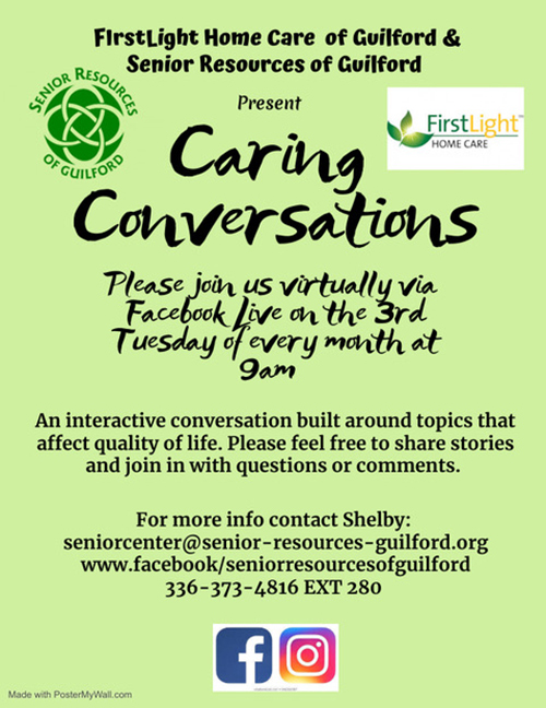 FirstLight Home Care - Caring Conversations