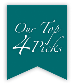 Our Top 4 Picks