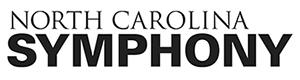 NC Symphony - Logo