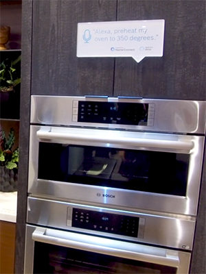 Bosch - Smart Appliances with Home Connect