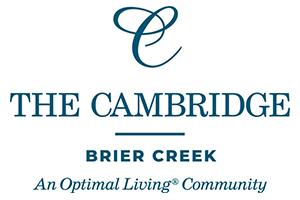 The Cambridge at Brier Creek - Logo