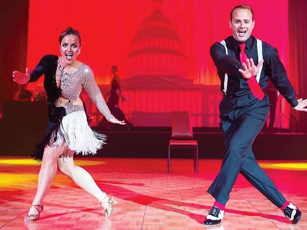 Ballroom Dance - Adore Real Talent Dance Studio