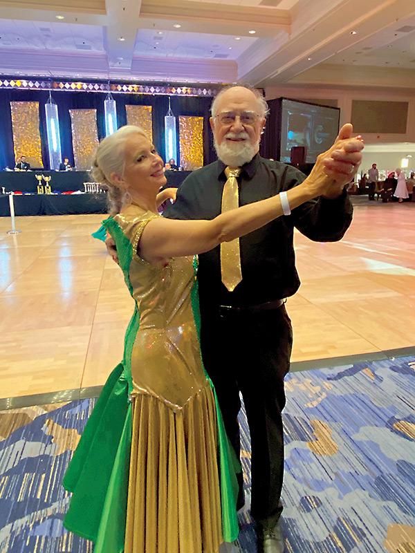 Ballroom Dance - Couple