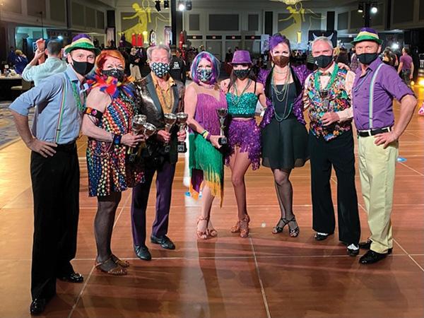 Ballroom Dance - Group in New Orleans