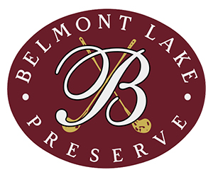 Belmont Lake Preserve - Logo