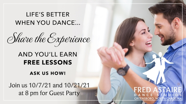 Fred Astaire Dance Studios - Guest Party