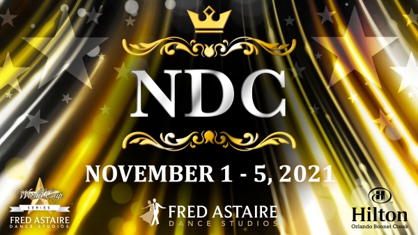 Fred Astaire Dance Studios - National Dance Championships