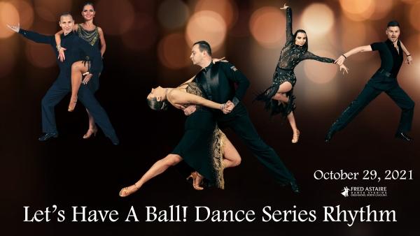 Fred Astaire Dance Studios - Rhythm Dance Series